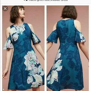 Maeve Elia Open Shoulder Dress